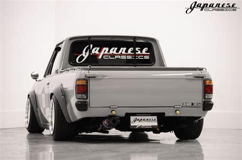 nissan 1986 modified japanese classics 1986 nissan truck