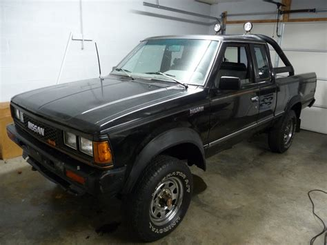 new 720 4x4 owner with some questions nissan forum