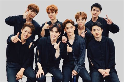 exo members birthdays exo s july comeback will be with eight members only the
