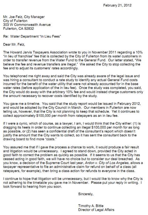 Insurance Refund Letter insurance refund letter