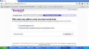 email yahoo tidak muncul mengembalikan akun email yahoo yang di hack s4blonk4os