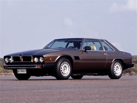 1976 Maserati Kyalami Related Infomation Specifications