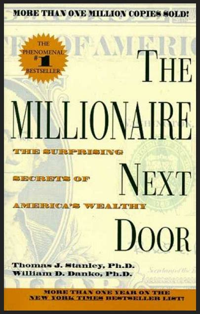 The Millionaire Next Door Pdf by The Millionaire Next Door Ebookmanualspro