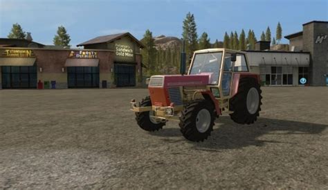 Ls With Crystals by Zetor 12045 Tractor Ls 2017 Farming Simulator