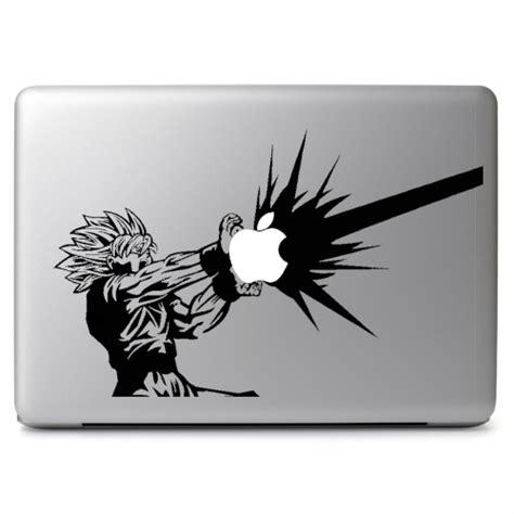 Tokomonster Decal Sticker Z Goku Vegeta Bump Mac z decal macbook z saiyan 2