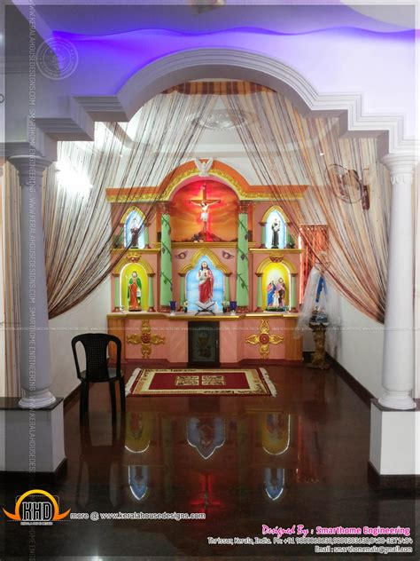 prayer room design finished luxury home design with interiors indian house