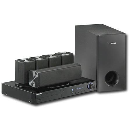 samsung htz310 1000 watt home theater system wih ipod dock
