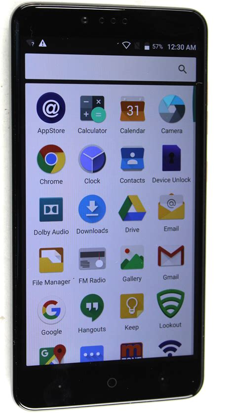 Android Z981 by Zte Zmax Pro Z981 Metropcs 32gb Black Smartphone