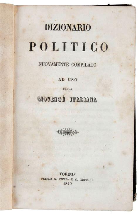 bid traduzione dizionario politico nuovamente compilato ad uso della gioven