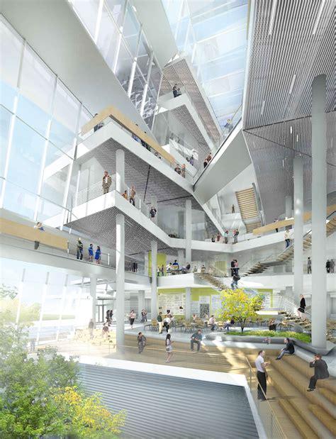 Harvard Mpp Mba Partner Colleges by Behnisch Architekten Harvard Science And