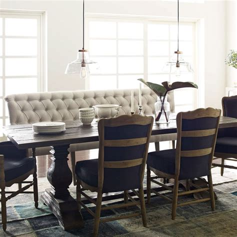 eclectic dining room sets banquette bench dining room 1000 ideas about contemporary dining benches on pinterest