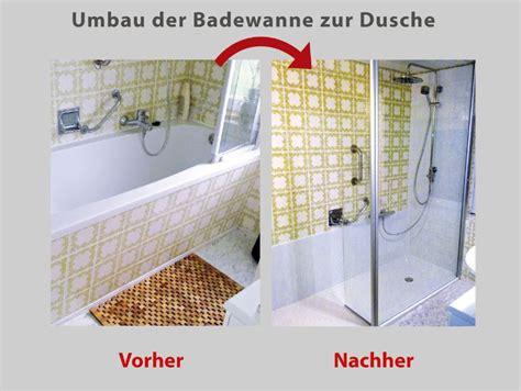 Wanne zur Dusche   die barrierefreie Dusche in 8 Std