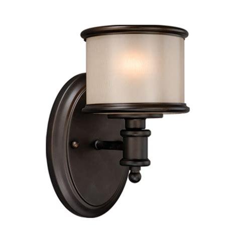 Lighting Fixtures Edmonton Edmonton 1 Light Vanity L Noble Bronze