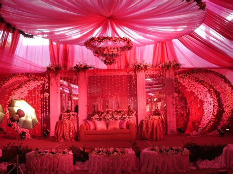 Wedding Decorators by Meethi Shaadiyan Color Me Pink Blue White