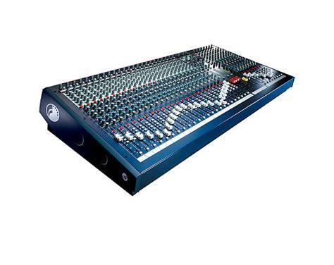 Mixer Lx7 soundcraft rw5676 spirit lx7 ii 32 channel mixer rw5676