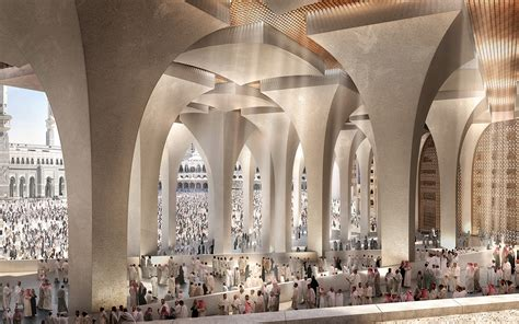 master design masjid foster partners wins jabal omar development project