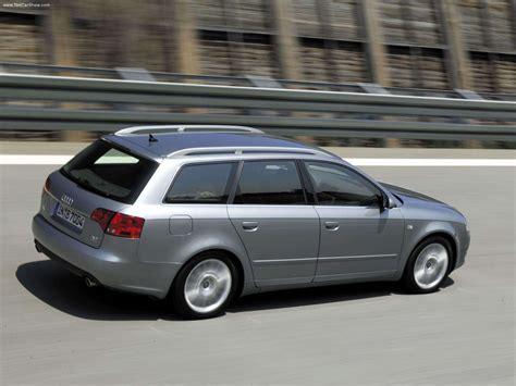 Audi A4 Avant 3.2 quattro (2005) picture #08, 1600x1200