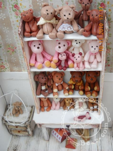 bear doll house 76 best images about miniature teddy bears on pinterest