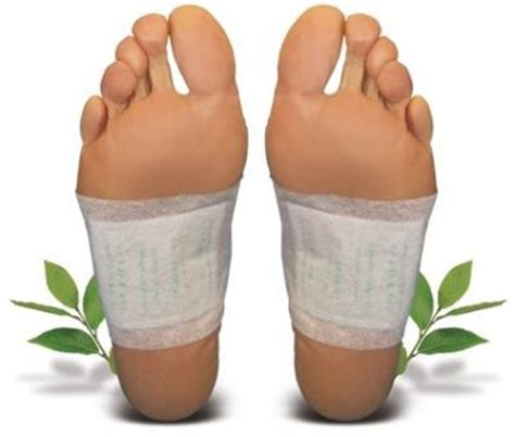 How Should I Use De As A Detox by 100 Detox Foot Pads Detoxifying Patches Weight Loss