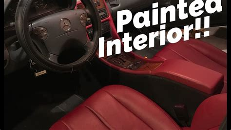 diy painting car seats  color youtube