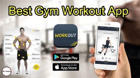 Best Gym Workout App 2019 I Best Fitness App I Gym