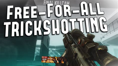 Free For All by Live Free For All Trickshotting 32