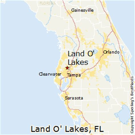 land of lakes florida map land o lakes fl pictures posters news and on