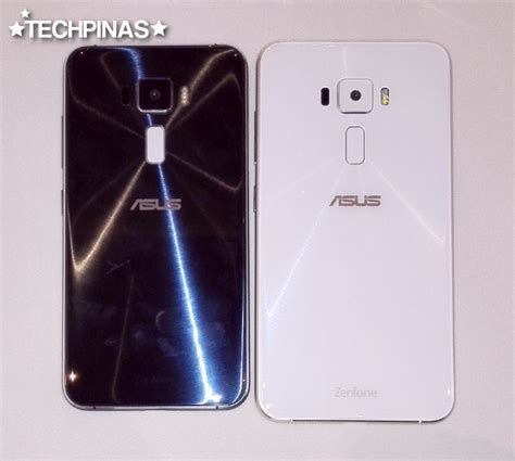 Asus Zenfone 3 Laser 55 Zenfone 3 52 Ume Ultrathin 033mm asus zenfone 3 5 5 inch ze552kl vs 5 2 inch ze520kl specs comparison side by side actual unit