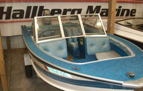 sylvan boats aluminum 1983 sylvan 16 ss 16 0 hallberg marine