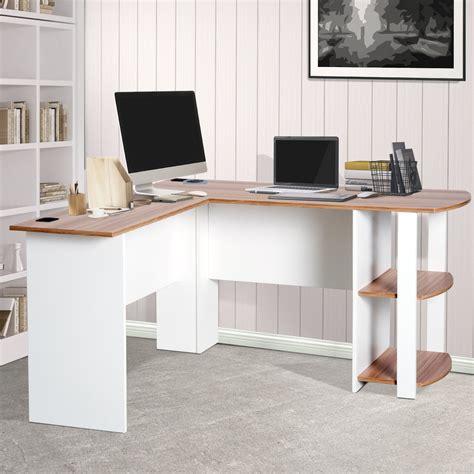 escritorios para hogar homcom mesa de ordenador pc escritorio para oficina hogar