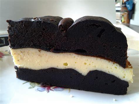 resepi membuat cheese cake kukus kek kukus coklat