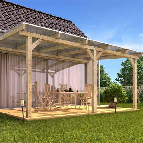 tettoie in legno e policarbonato tettoie in legno tettoie e pensiline pensiline e