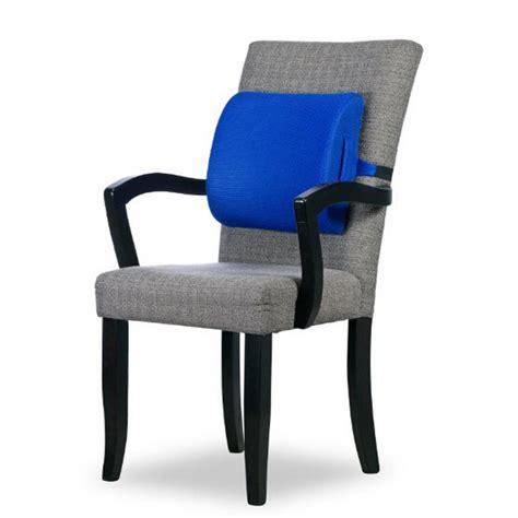 coussin lombaire chaise bureau orthop 233 dique dos soutien lombaire coussin pour chaises de
