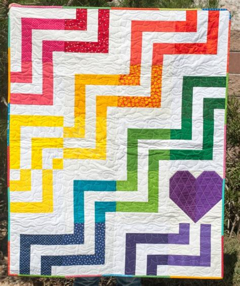 Quilt Home by Tutorial Grayscale Or Multi Color Quilt Home Sewn By Us