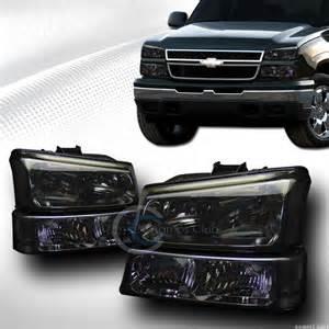 smoke headlights ls bumper signal dy 2003