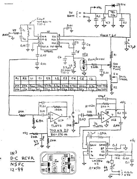 tivoli tuning capacitor n5ese s in3 dc rx