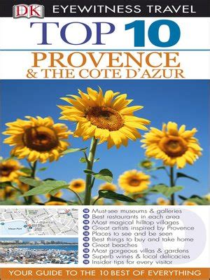 dk eyewitness travel guide provence the cote d azur books provence cote d azur by anthony peregrine 183 overdrive