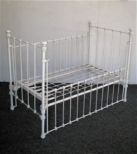 Iron Baby Cribs For Sale Iron Cribs Beware 171 Cathouse Beds