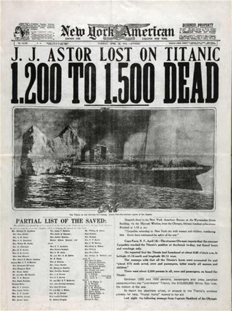 un barco un naufragio porque a mi un indiano en el titanic asturiaspordescubrir