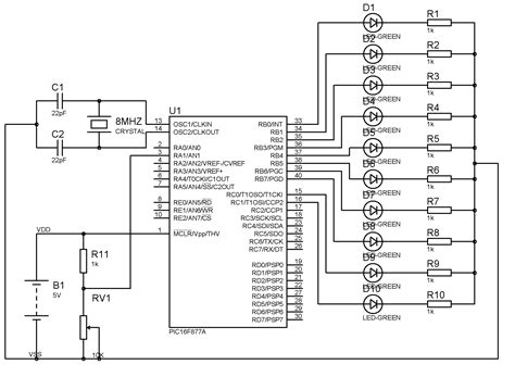 adc converter circuit diagram circuit using adc module in pic microcontroller mikroc