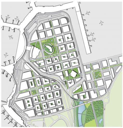 urban design proposal ideas airport city stockholm urban design strategy proposal