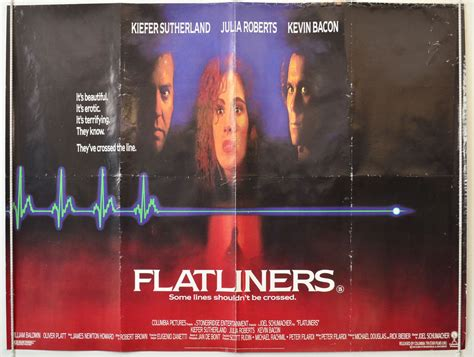 flatliners film poster flatliners original cinema movie poster from pastposters
