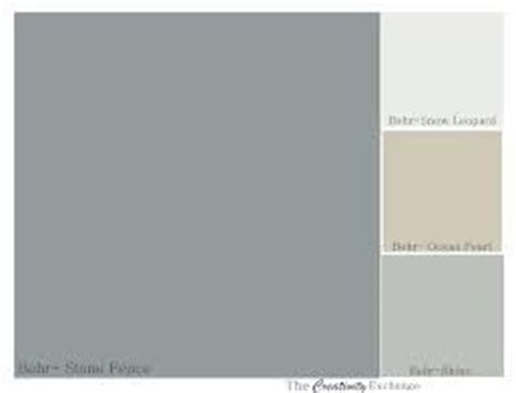 behr color palette fence snow leopard pearl rhino home color palettes