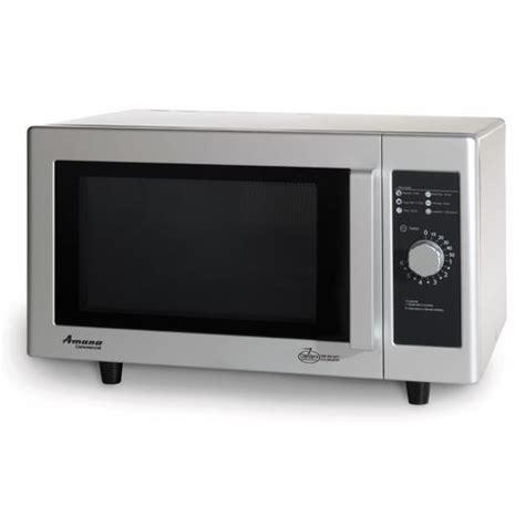 Microwave 500 Watt amana rms10ds 1000 watt commercial microwave oven