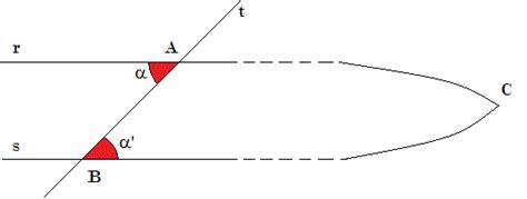 angoli alterni interni ed esterni rette parallele ed ortogonali