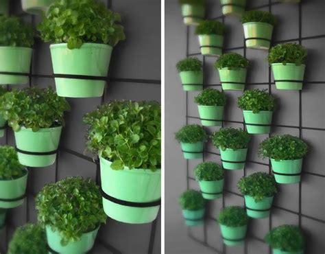 vasi verticali orto o giardino verticale fai da te piante vivai