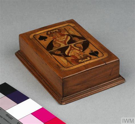 card box handmade german eph 731