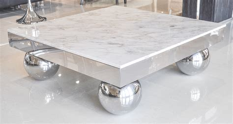 grey modern coffee table marble coffee table lombardia coffee table