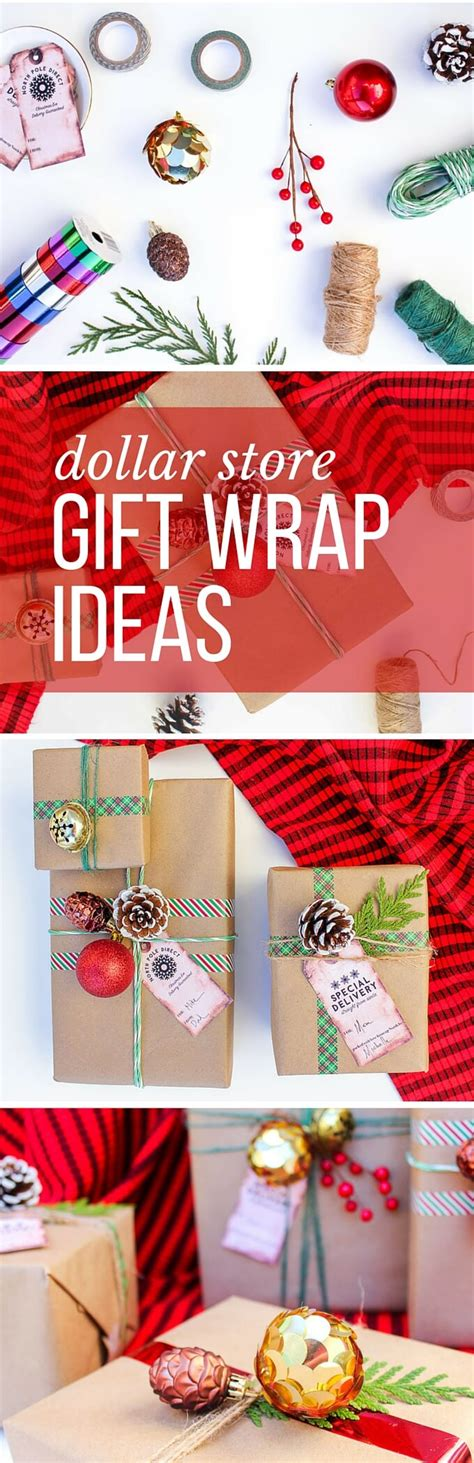ideas for 10 dollar exchange gift easy dollar store gift wrap ideas free gift tags