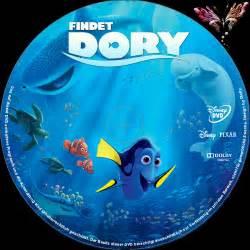 findet dory dvd cover amp labels 2016 r2 german custom